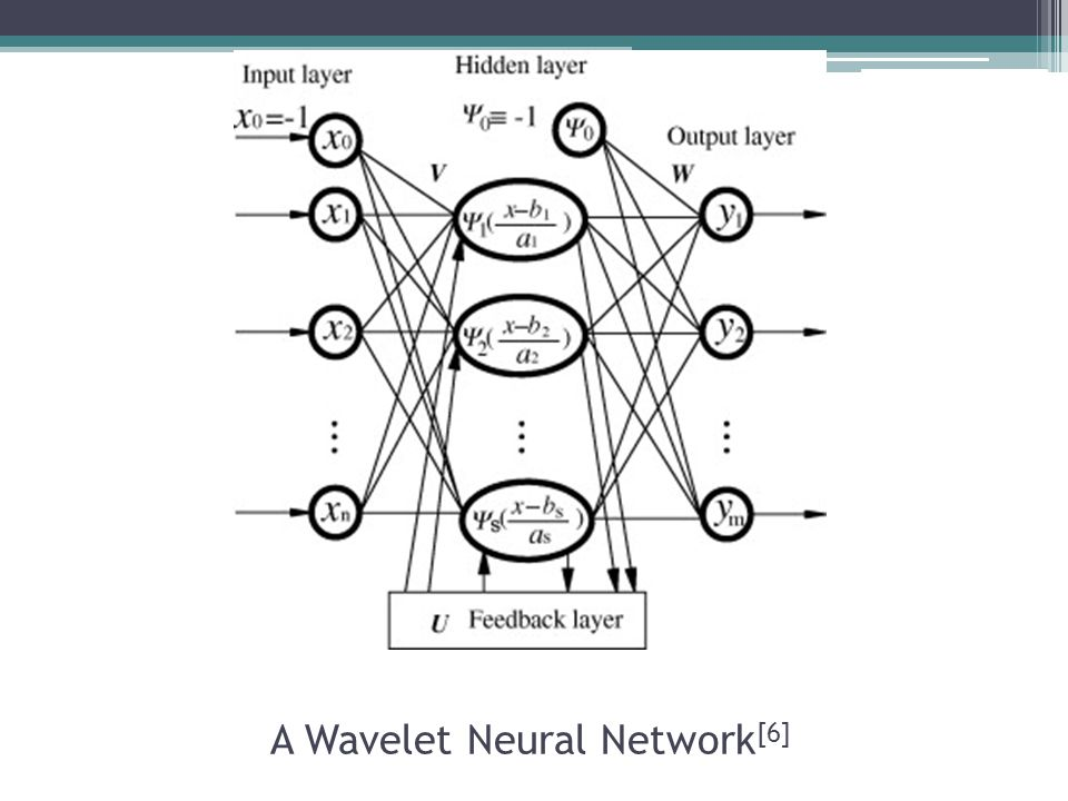 A Wavelet Neural Network[6]